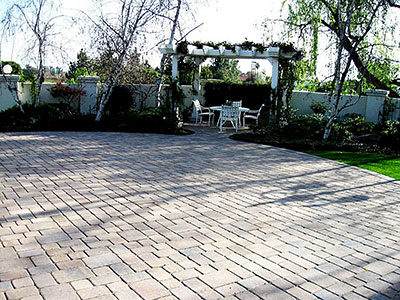 Patios Pavers