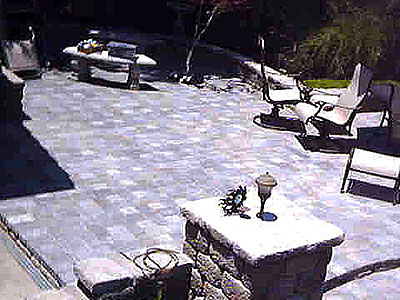 Interlocking Pavers Outdoor Fireplaces Clovis