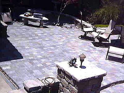 Interlocking Pavers Outdoor Fireplaces Clovis