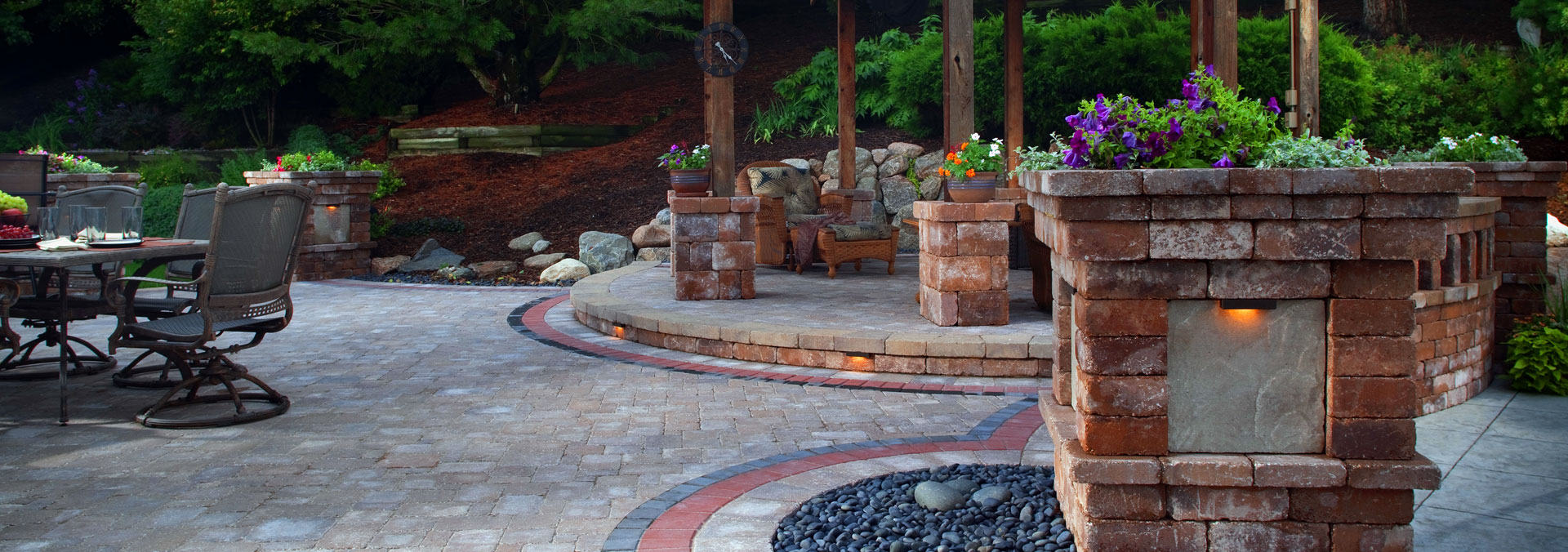 R. Lacy Interlocking Pavers